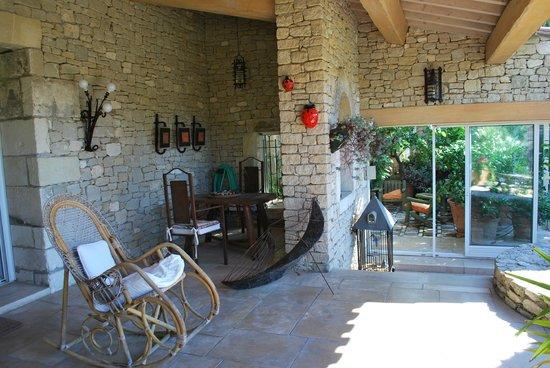 Lou Granos : Terrasse