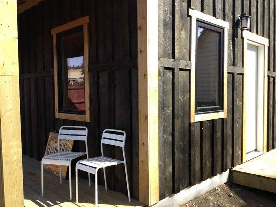 Yukon Haven Suites : Lower Suite