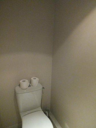 Excelsuites Hotel - Residence : Туалет