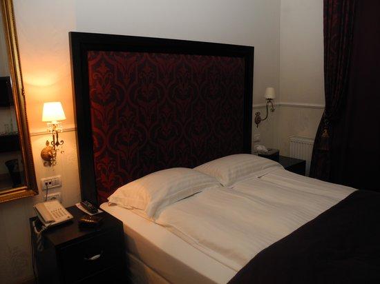 Le Boutique Hotel Moxa: Zimmer im Altbau