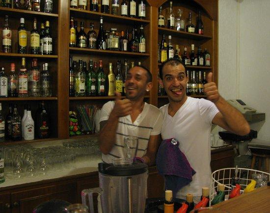 Ino Village Hotel: Mischief Behind The Bar