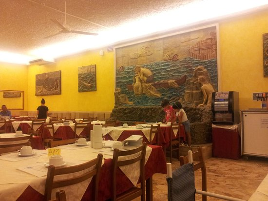 Hotel Promenade Universale: Sala ristoro