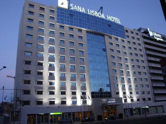 Room - Picture of SANA Lisboa Hotel, Lisbon - TripAdvisor