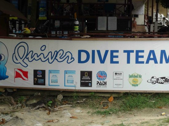 ‪‪Quiver Dive Team‬: Shop‬