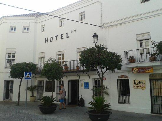 Hotel entrance picture of hotel la casa del califa hotel vejer de la frontera tripadvisor - La casa del califa ...