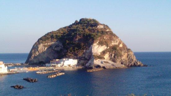 Hotel Villa Bina: Lo scorcio su Sant'Angelo