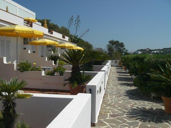 Villa Flavia: camere