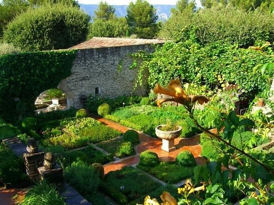 Lou Granos : il giardino delle erbe aromatiche
