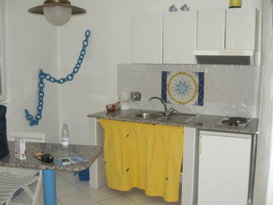 Villa Flavia: cucina