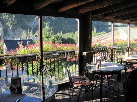 Hotel Mediodía: restaurant