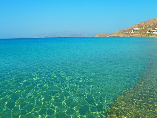 Hotel Kavuras Village: mare dalla spiaggia
