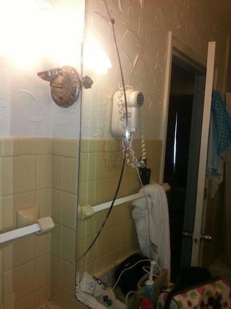 Mansion View Inn : Bathroom Mirror