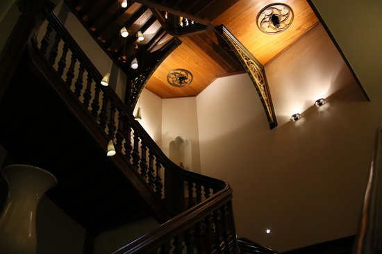 Hotel Merici: De trappen