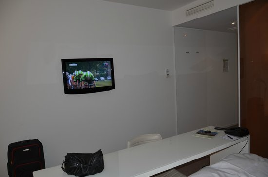 Legere Hotel Luxembourg : Chambre