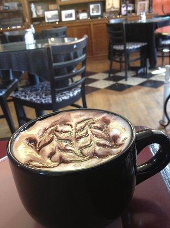 Gathering Grounds: Mocha Latte