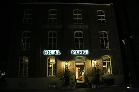 Hotel Merici: Het hotel