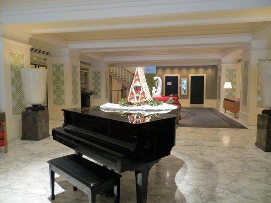 Vibe Savoy Hotel Melbourne: entrée hotel
