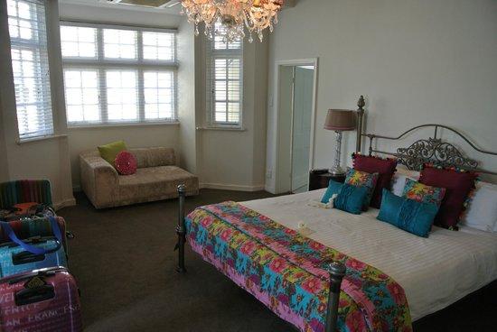 The Clarendon Fresnaye: La chambre immense