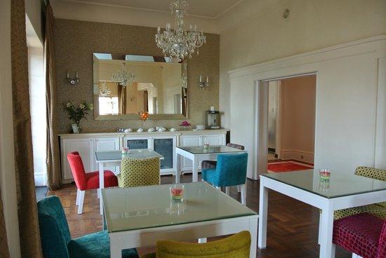 The Clarendon Fresnaye: La salle de petit déjeuner