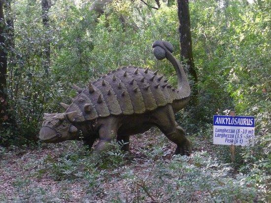 Carrisiland Resort : Dinosauro