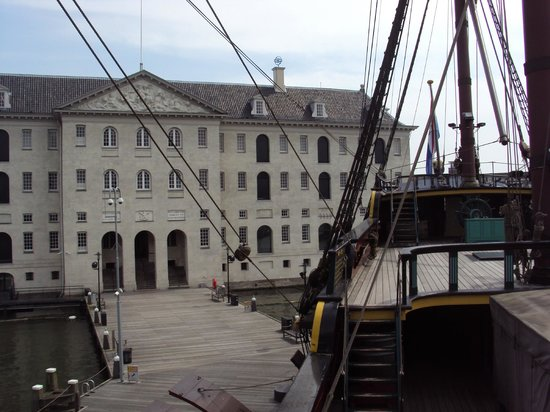 Het Scheepvaartmuseum| The National Maritime Museum: Het Scheepvaartmuseum National Maritime Museum