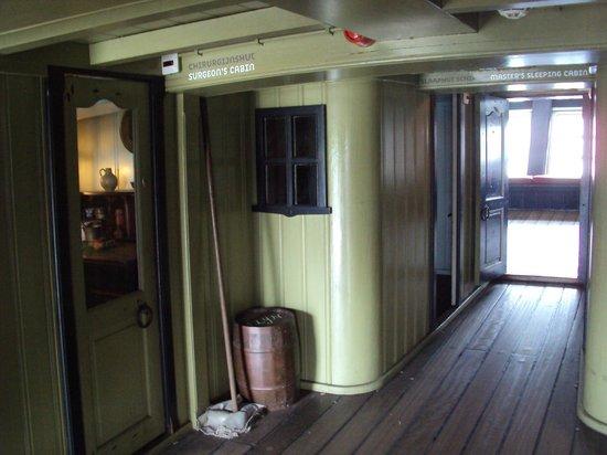 พิพิธภัณฑ์การเดินเรือแห่งชาติ: Het Scheepvaartmuseum National Maritime Museum