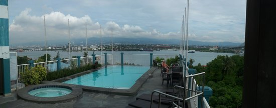 The Bellavista Hotel: piscine