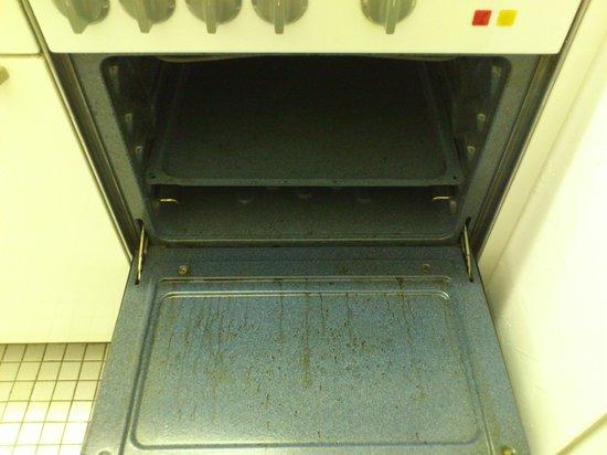 Residenza Uletsch - Laax: Kitchen