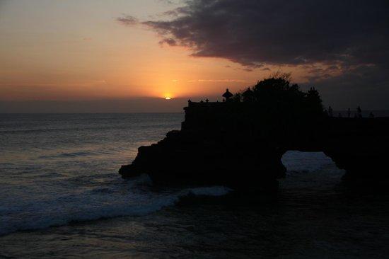 Bali Homestay: Tanah Lot Temple