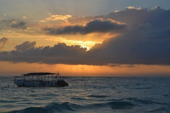 Iberostar Punta Cana: amanecer en la playa