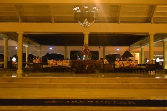Iberostar Punta Cana: recepcion