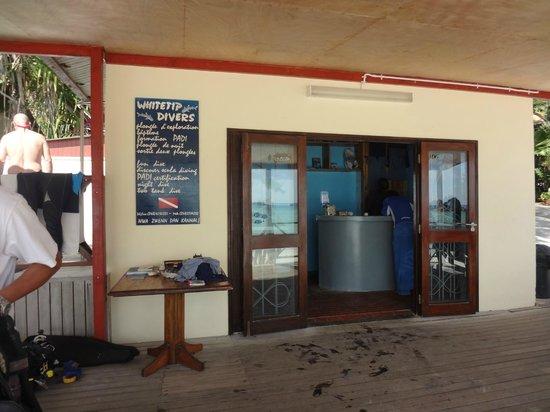 Whitetip Divers: Dive Centre