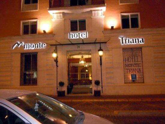 Hotel Monte Triana: Hôtel