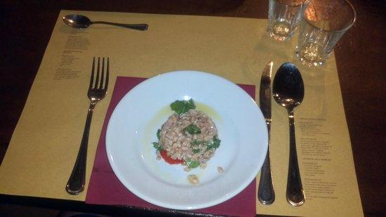 FonteAntica: insalata di Farro