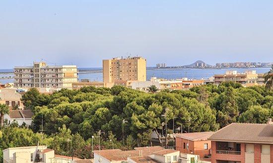 Hotel Traina : View
