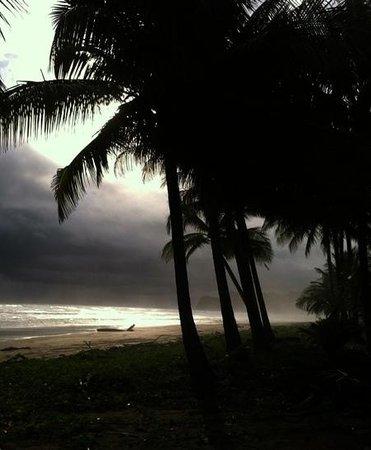 Nicoya, Costa Rica: Lo cotidiano, en época lluviosa ...