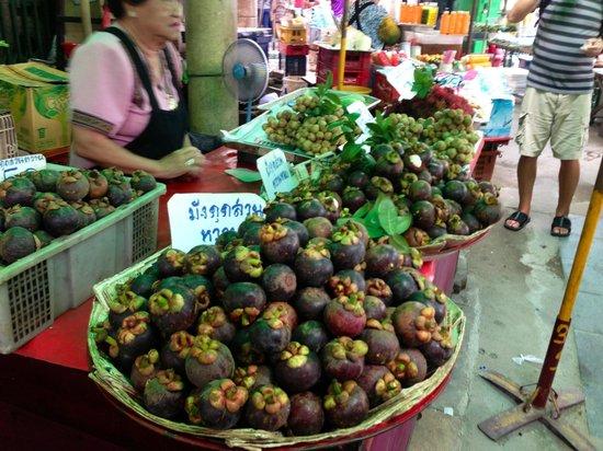 Chatuchak Park: Frutta
