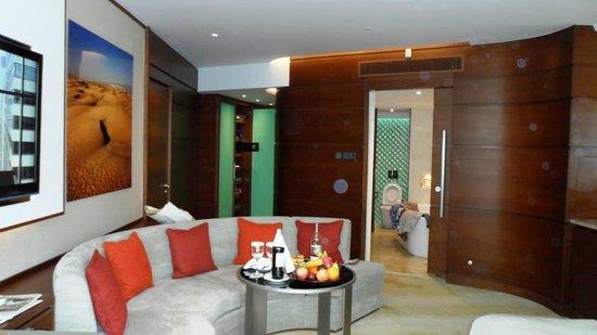Jumeirah Beach Hotel: Lovely new room