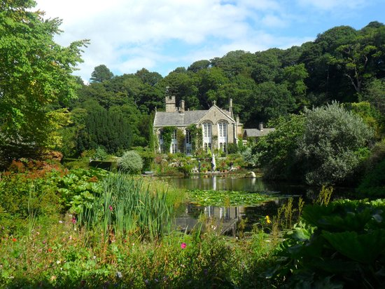 Gresgarth Hall Gardens