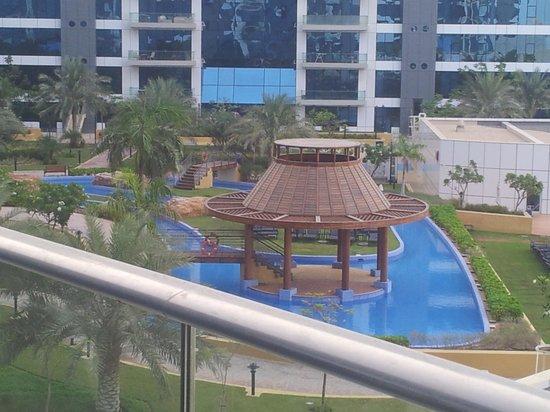 Oceana Residences : View from the balcony