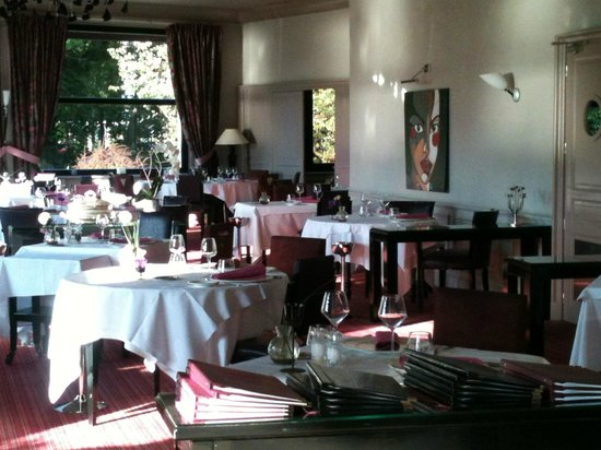 Hotel Beau Rivage : Restaurant