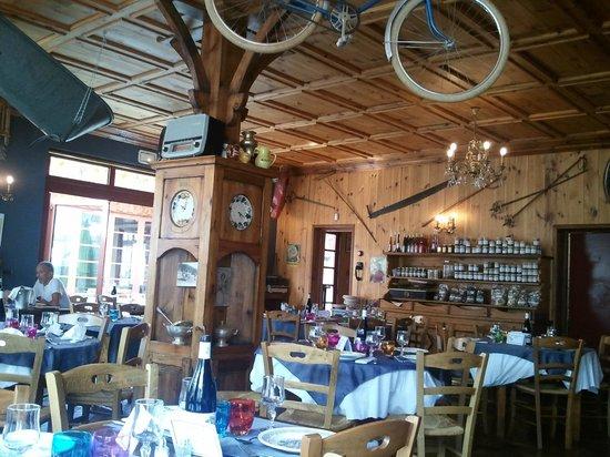 Restaurant de la Poste: La Salle