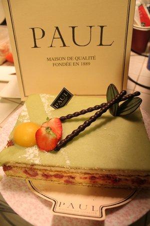 Paul cake