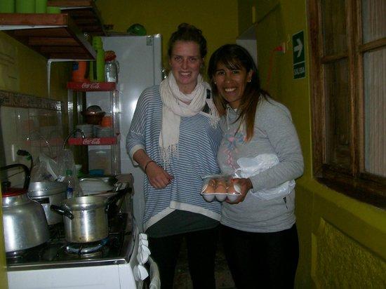 Sumayaq Hostel Cusco: Cocina de Sumayaq
