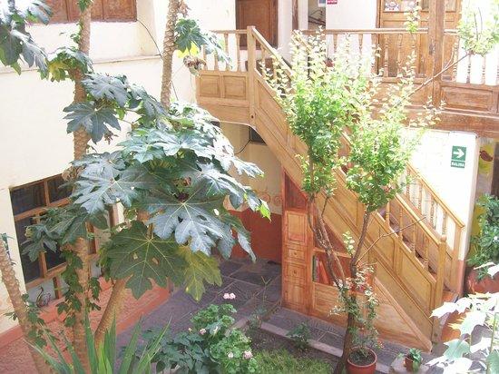 Sumayaq Hostel Cusco: Hall de Sumayaq