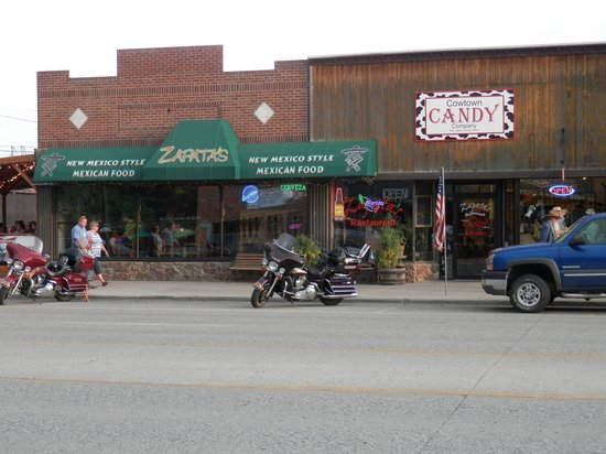 Zapata's Mexican Restaurant : Very Disappointing!