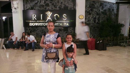 Rixos Downtown Antalya : hotel