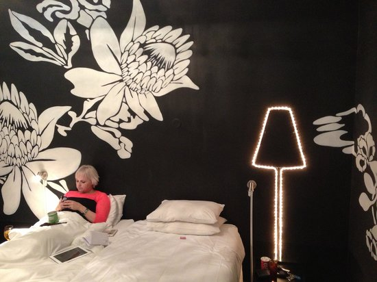 Daddy Long Legs Boutique Hotel: Protea room