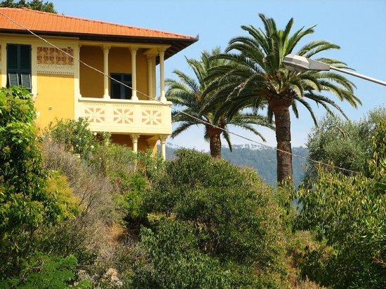 Villa Margherita by the Sea : Villa Margherita - loggia room