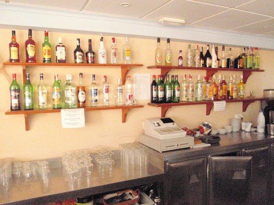 Aparthotel Club Andria: lobby bar